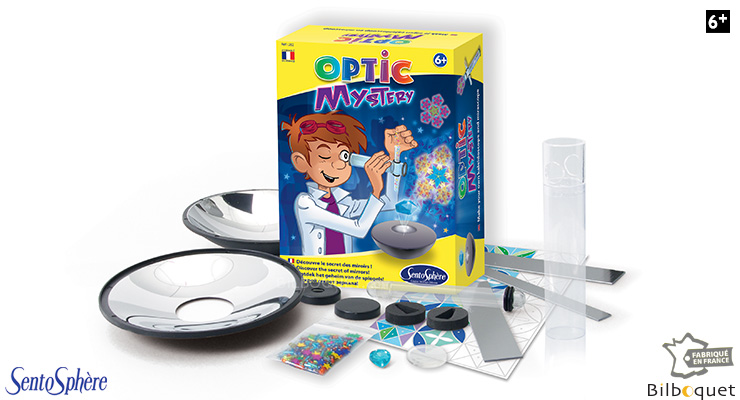 Optic Mystery Experiment Set SentoSphère