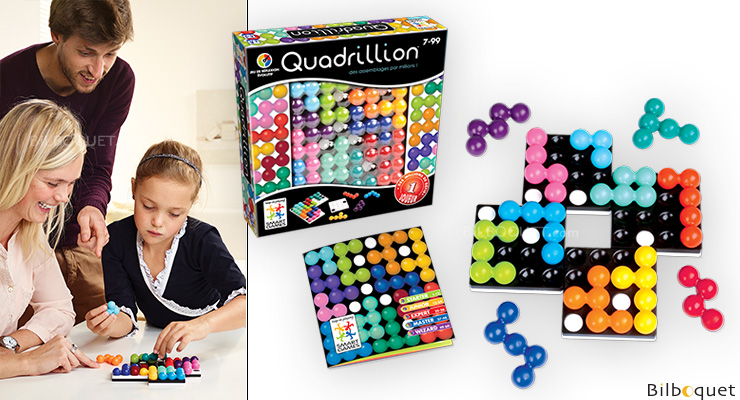 Quadrillion - Multi-level logic game Smart Games