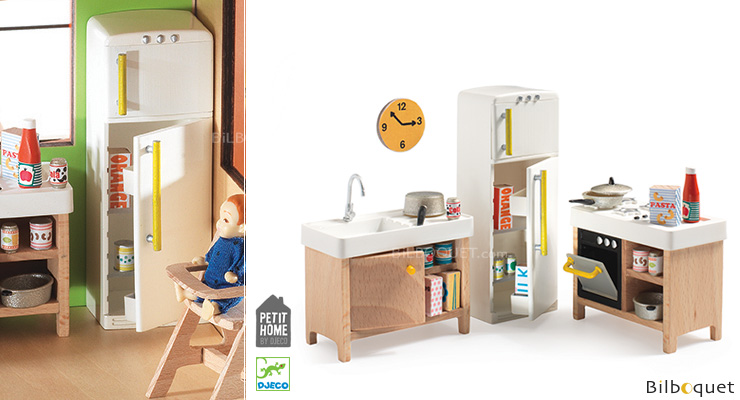 The Kitchen - Petit Home by Djeco Djeco