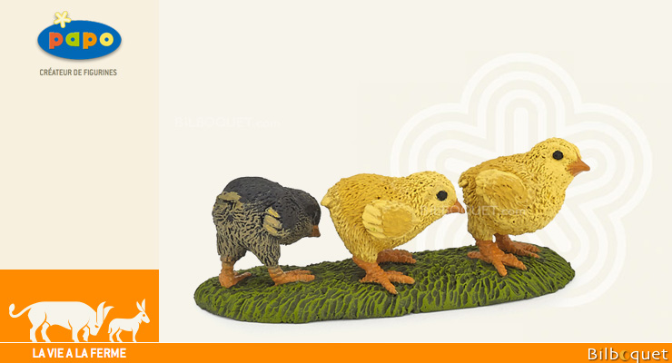 Chicks - Toy Figurine Papo