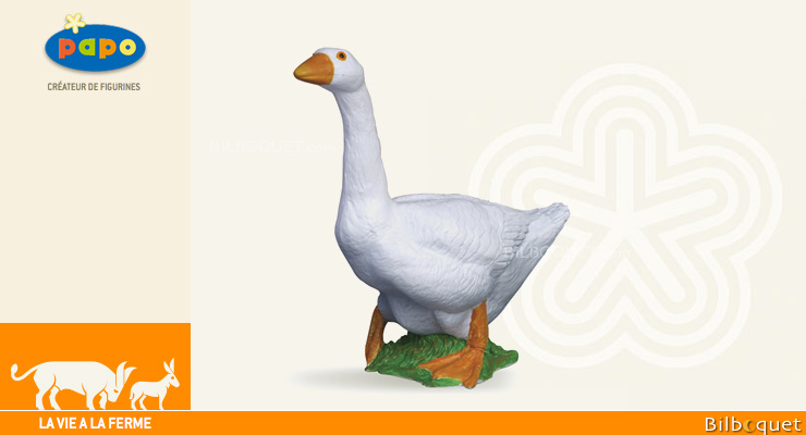 White Goose - Play Figurine Papo