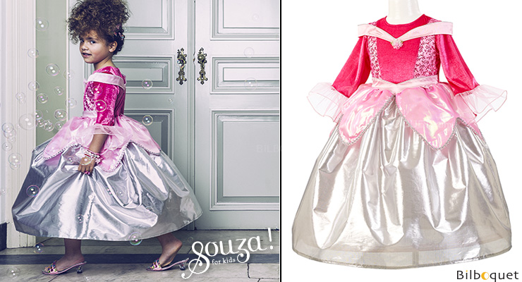Princess Dress Caroline - Costume for Girl ages 3-4 Souza for kids