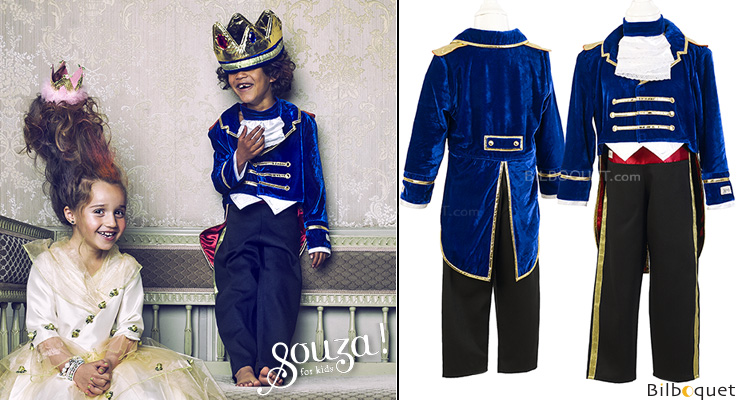 King Louis Set - Costume for Boy ages 8-10 Souza for kids