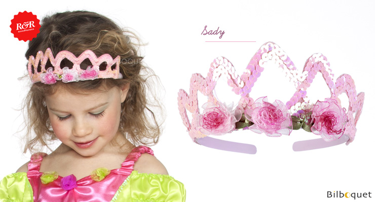 Crown Sady - Accessory for kids costumes Rose & Romeo