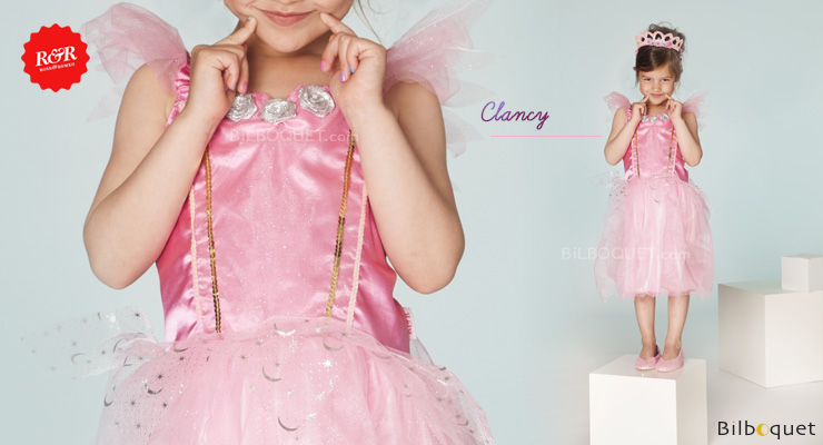 Clancy Dress - Costume for little girl ages 3-4 Rose & Romeo