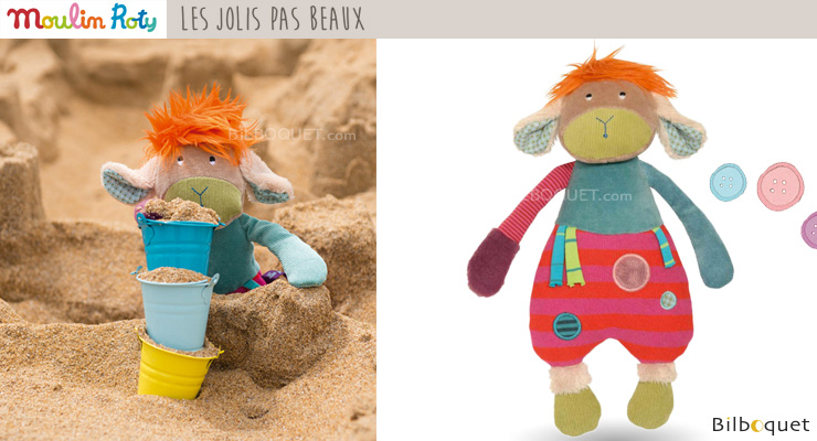 Sheep Plush - Les Jolis pas Beaux Moulin Roty
