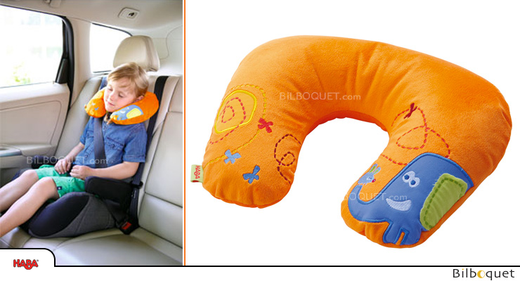 Neck pillow Elephant on Tour Haba