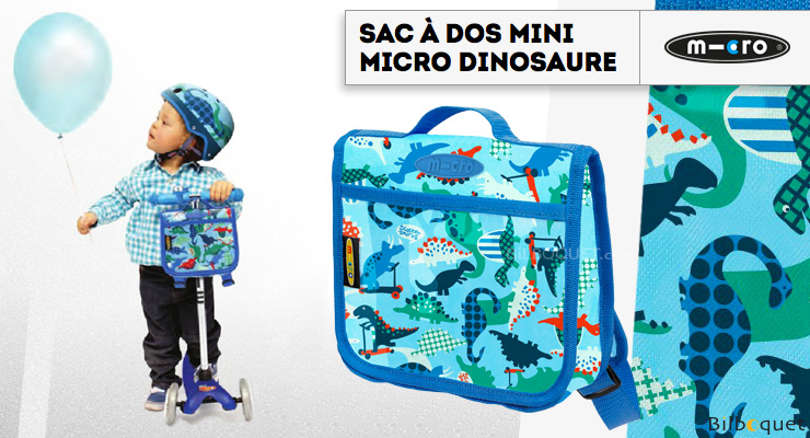 Sac à Dos pour enfant Mini Micro Dinosaure Micro Mobility Scooters & Kickboards