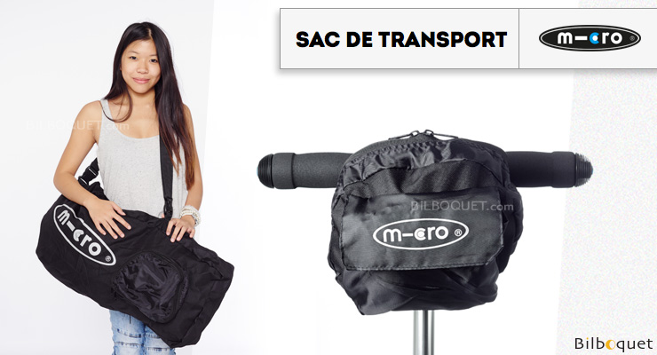 Sac de transport pour trottinette Micro Mobility Scooters & Kickboards