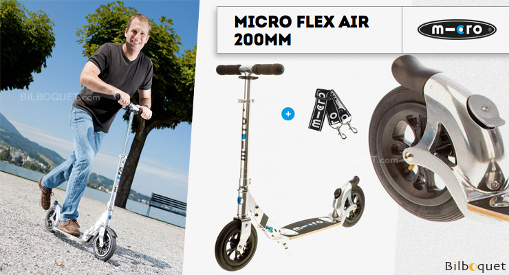 Trottinette Micro Flex Air - Adulte Micro Mobility Scooters & Kickboards