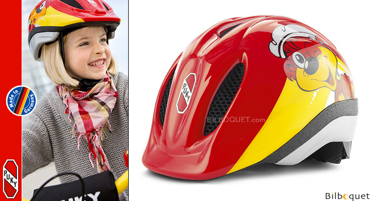 Casque enfant PH1 Taille SM - rouge Puky