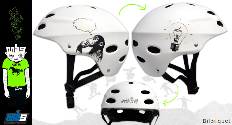 MBS Helmet Bright Ideas Size S/M (54-58 cm) MBS Mountainboards