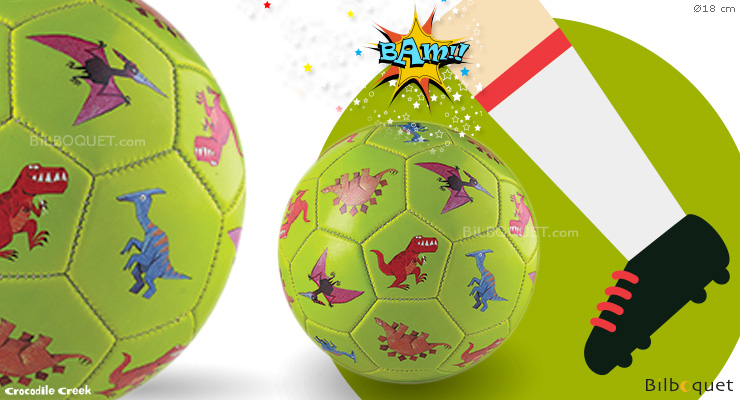 Dinosaurs Soccer Ball Ø18 cm Crocodile Creek