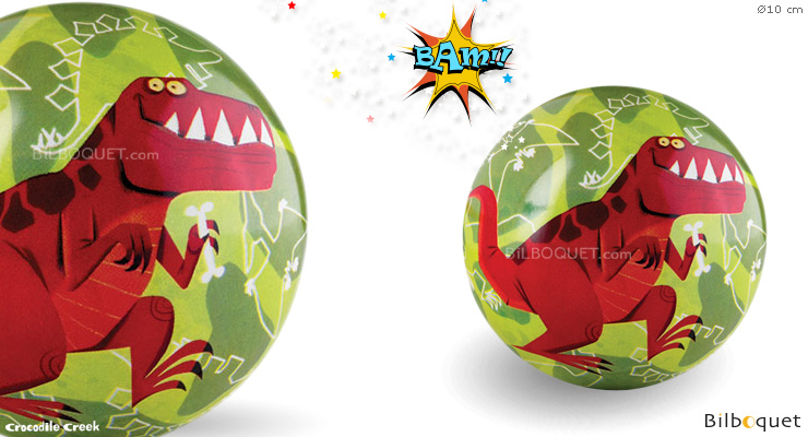 T-rex Playball Ø10 cm Crocodile Creek