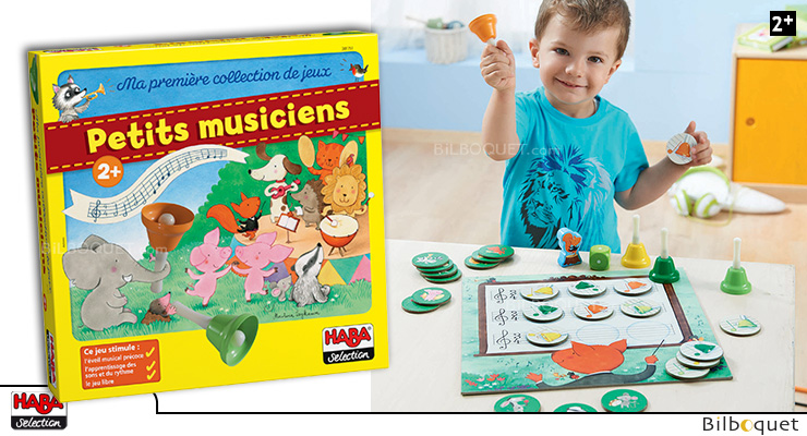 My Very First Game Collection - Little Music Maker Haba