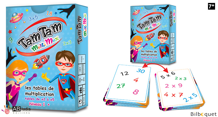 Tam Tam MultiMax Level 1 AB Ludis Editions