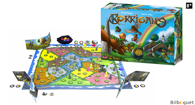 Korrigans - Board Game Editions du Matagot