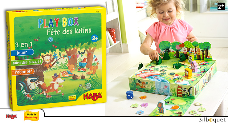 Games n'Fun Forest Feasting Gnomes Haba