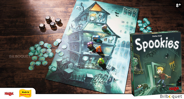 Spookies - Game of Risk Taking Haba