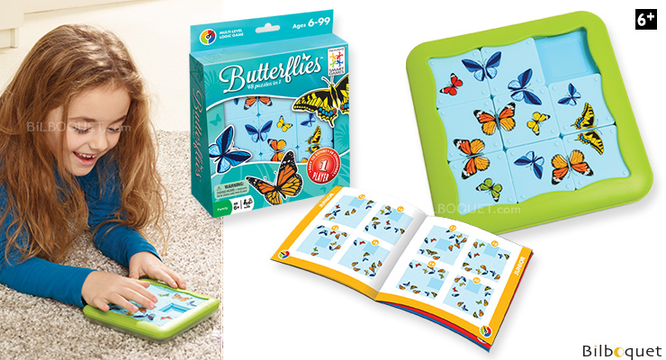Butterflies - Logic Game for 1 player Smart Games