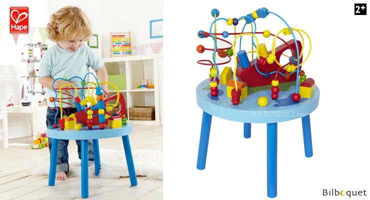 Ocean Adventure Knee High Table Hape Toys