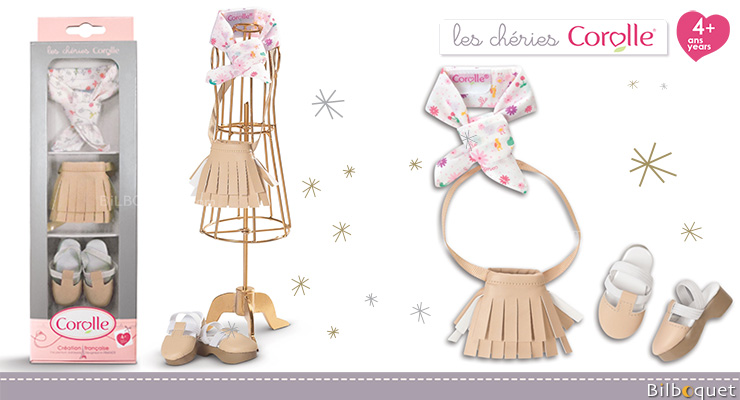 Sunny Days Accessories for Les Chéries 33cm Dolls Corolle