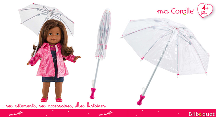 Umbrella for Ma Corolle 36cm Doll Corolle