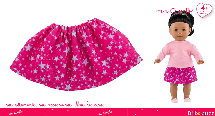 Starry Skirt for Ma Corolle 36cm Doll Corolle