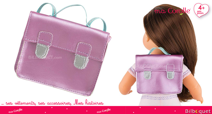 Schoolbag for Ma Corolle 36cm Doll Corolle