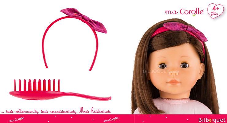 Hair Styling Set for Ma Corolle 36cm Doll Corolle