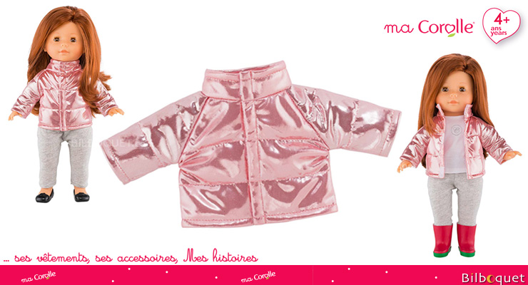 Jacket for Ma Corolle 36cm Doll Corolle