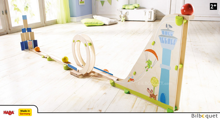 Looping Track - Ball Track Rollerby Haba