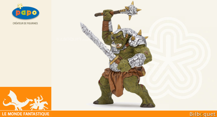 Giant Ork with sabre - Papo Figurine Papo