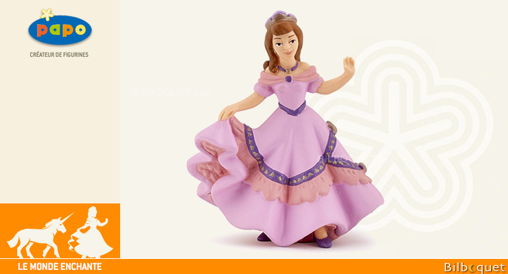 Princess Elisa - Enchanted World Figurine Papo