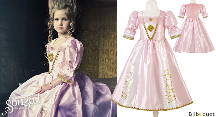 Party Dress Margarethe - Costume for Girl ages 8-10 Souza for kids