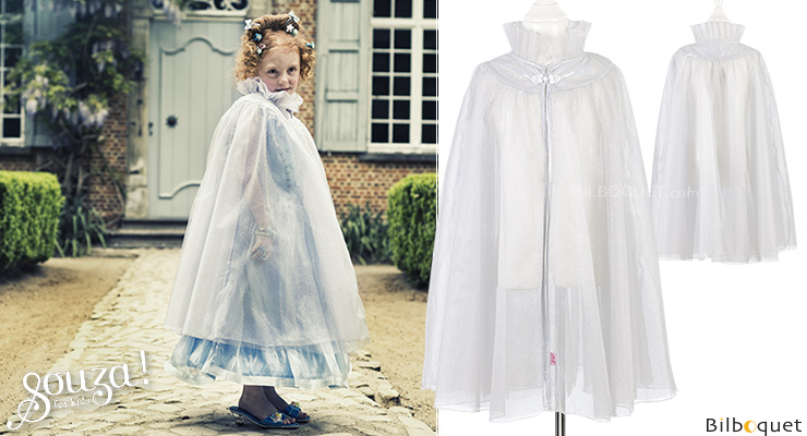 Diamanthe Cloak - Costume for Girl ages 3-4 Souza for kids