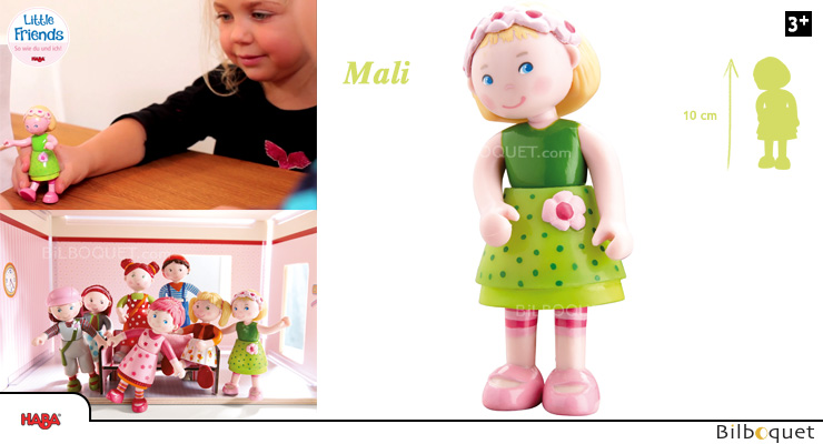Mali Doll The Sweet One - Little Friends Haba