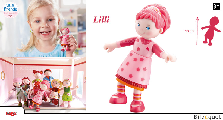 Lilli The Sassy One - Little Friends Haba