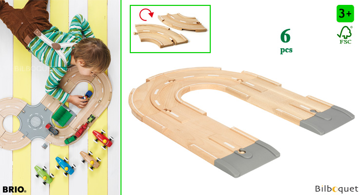 Brio Road Expansion Pack BRIO