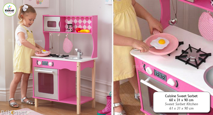 Sweet Sorbet Kitchen - Role Play Toy KidKraft