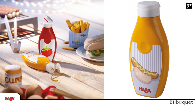 Mustard Bottle - Pretend Play Haba