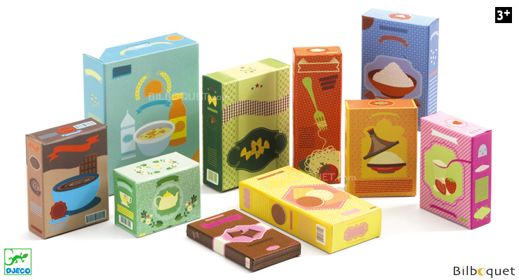 Grocery Set - Role Play Toy Djeco