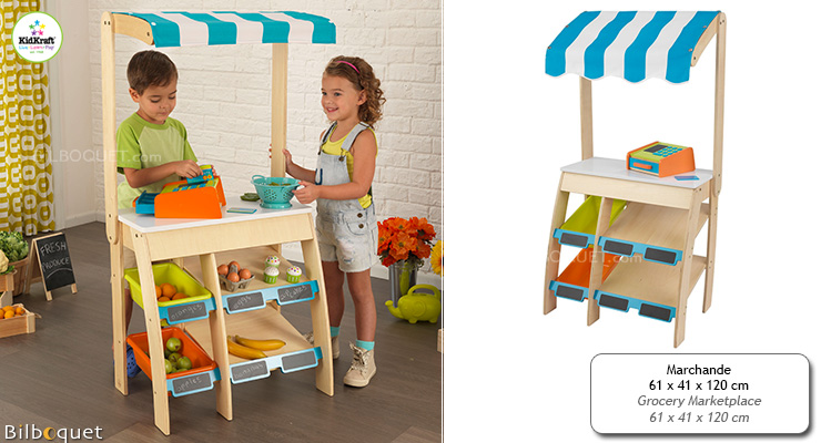 Grocery Marketplace - Pretend Play Toy KidKraft