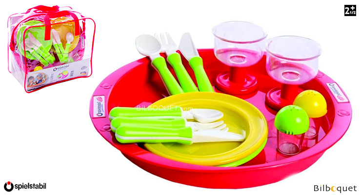Fashion Dining Set (13 pieces) Spielstabil