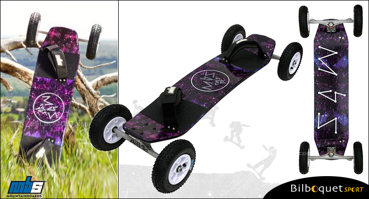 MBS Colt 90 Mountainboard - Constellation MBS Mountainboards