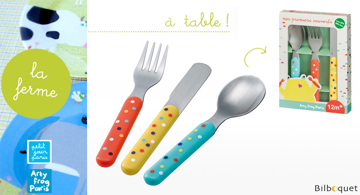 Cutlery Set - At the farm Petit Jour