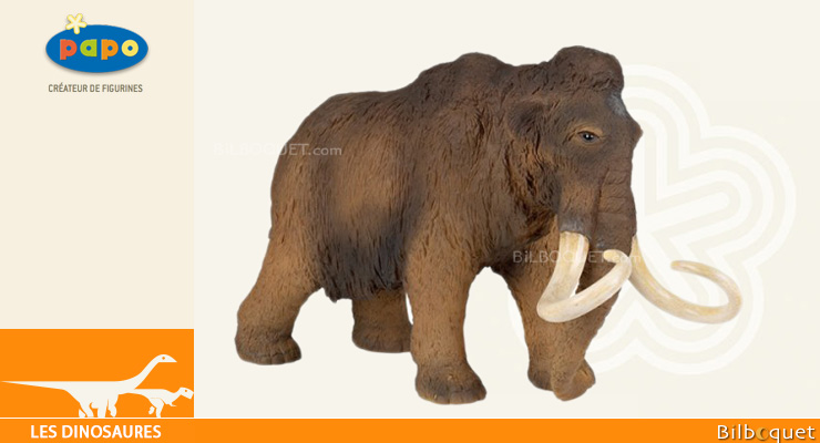 Mammoth - Prehistoric animal Figurine Papo