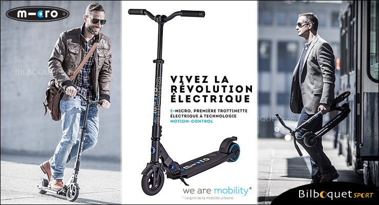 E-Micro One V4 - Motion-Controlled Electric Scooter Micro Mobility Scooters & Kickboards