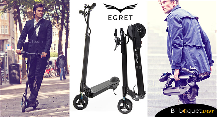EGRET One-S - Electric Scooter EGRET