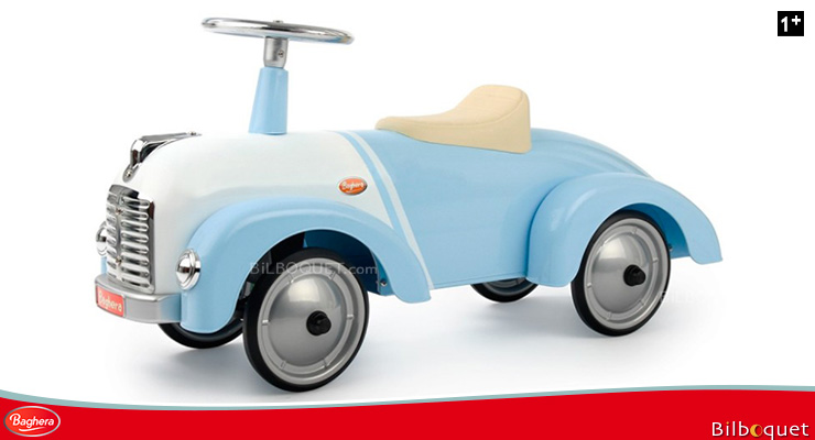 Ride-on Speedster New Classic Baghera